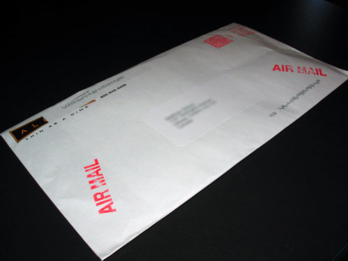The Envelope